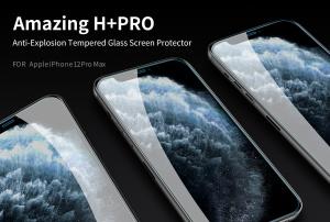 """Dán cường lực iPhone 12 Pro 6.1"""" hiệu Nillkin H+ PRO 0.2mm"""